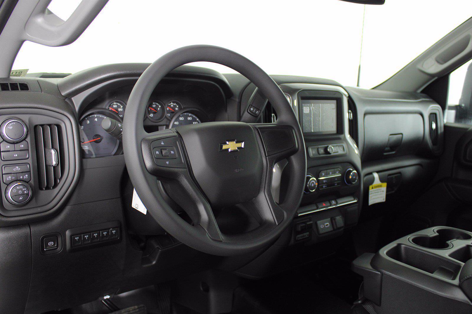 2021 Chevrolet Silverado 2500 Double Cab 4x4, Knapheide Steel Service Body #D110989 - photo 8