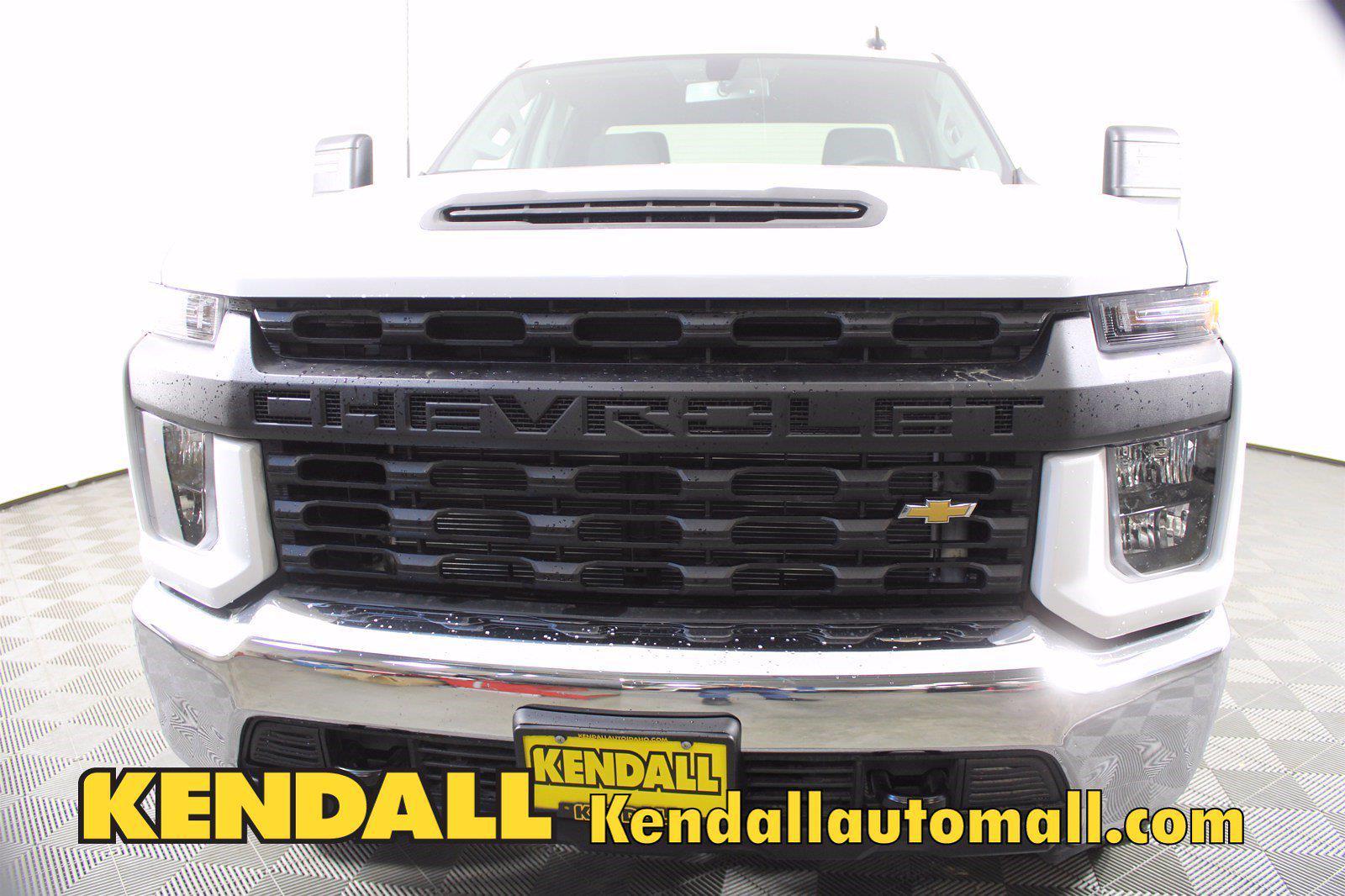 2021 Chevrolet Silverado 2500 Double Cab 4x4, Knapheide Steel Service Body #D110989 - photo 14