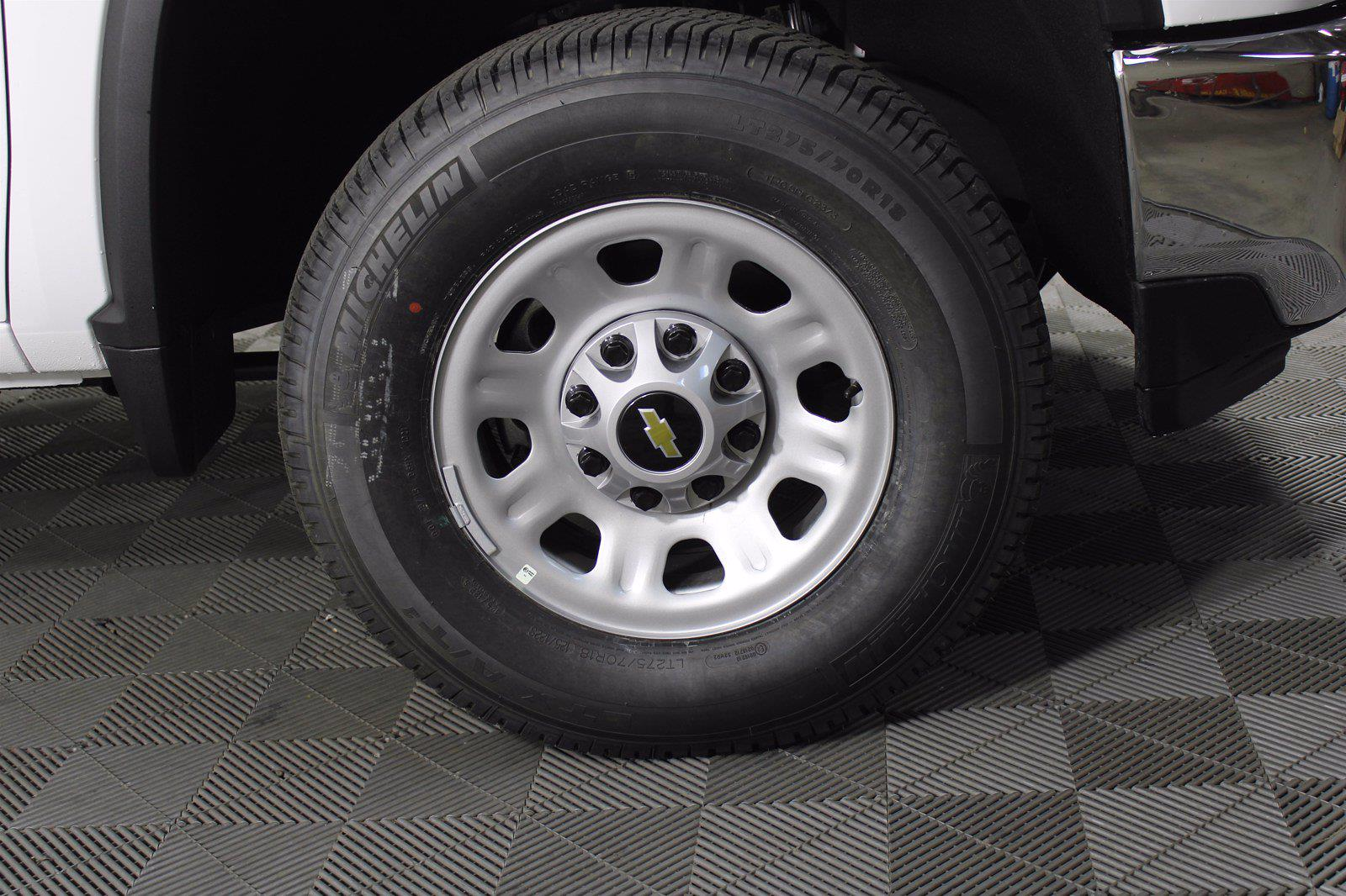 2021 Chevrolet Silverado 2500 Double Cab 4x4, Knapheide Steel Service Body #D110989 - photo 17