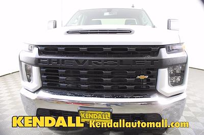 2021 Chevrolet Silverado 2500 Double Cab 4x4, Knapheide Steel Service Body #D110989 - photo 1