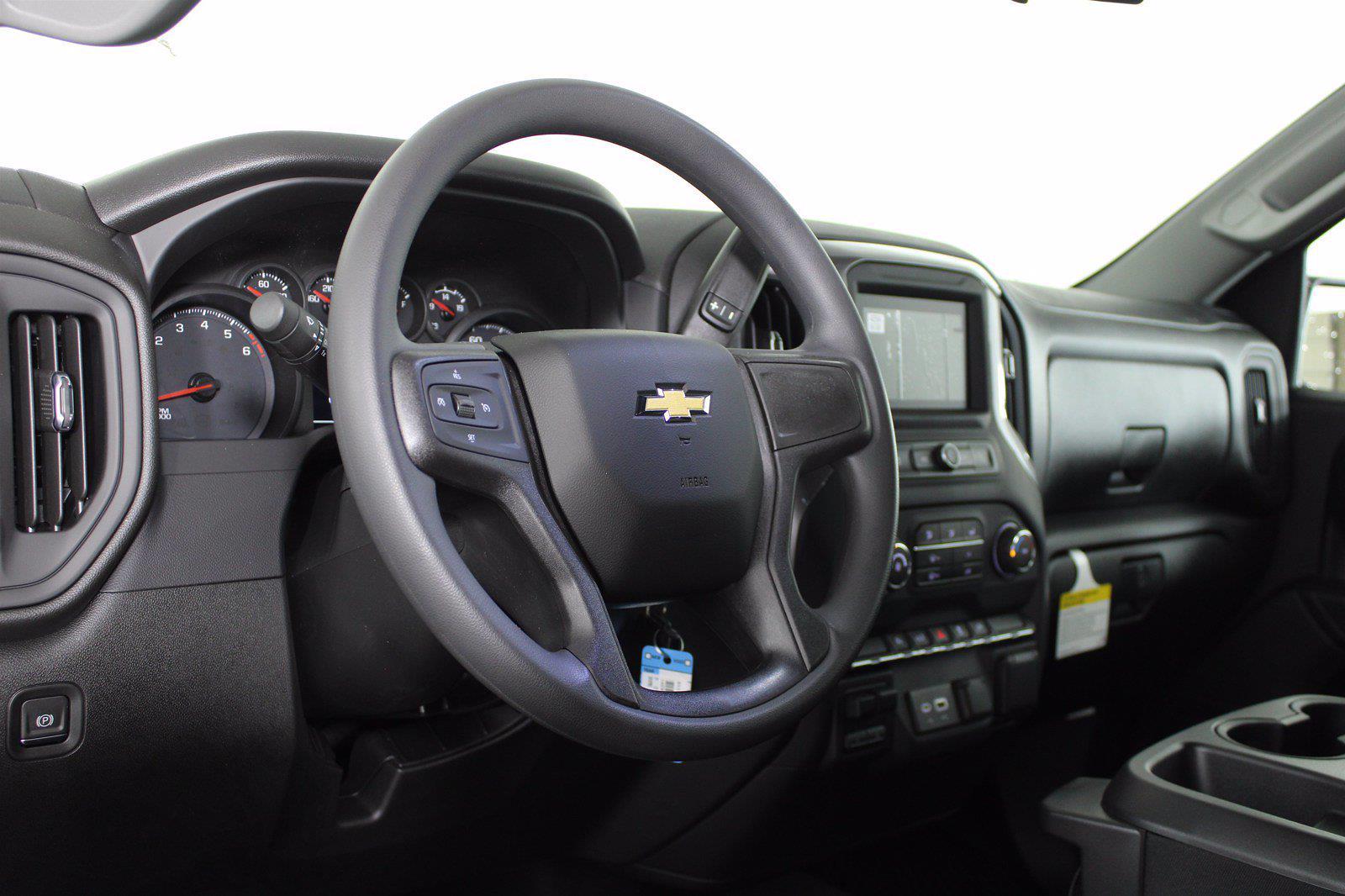 2021 Chevrolet Silverado 1500 Double Cab 4x4, Pickup #D111013 - photo 10