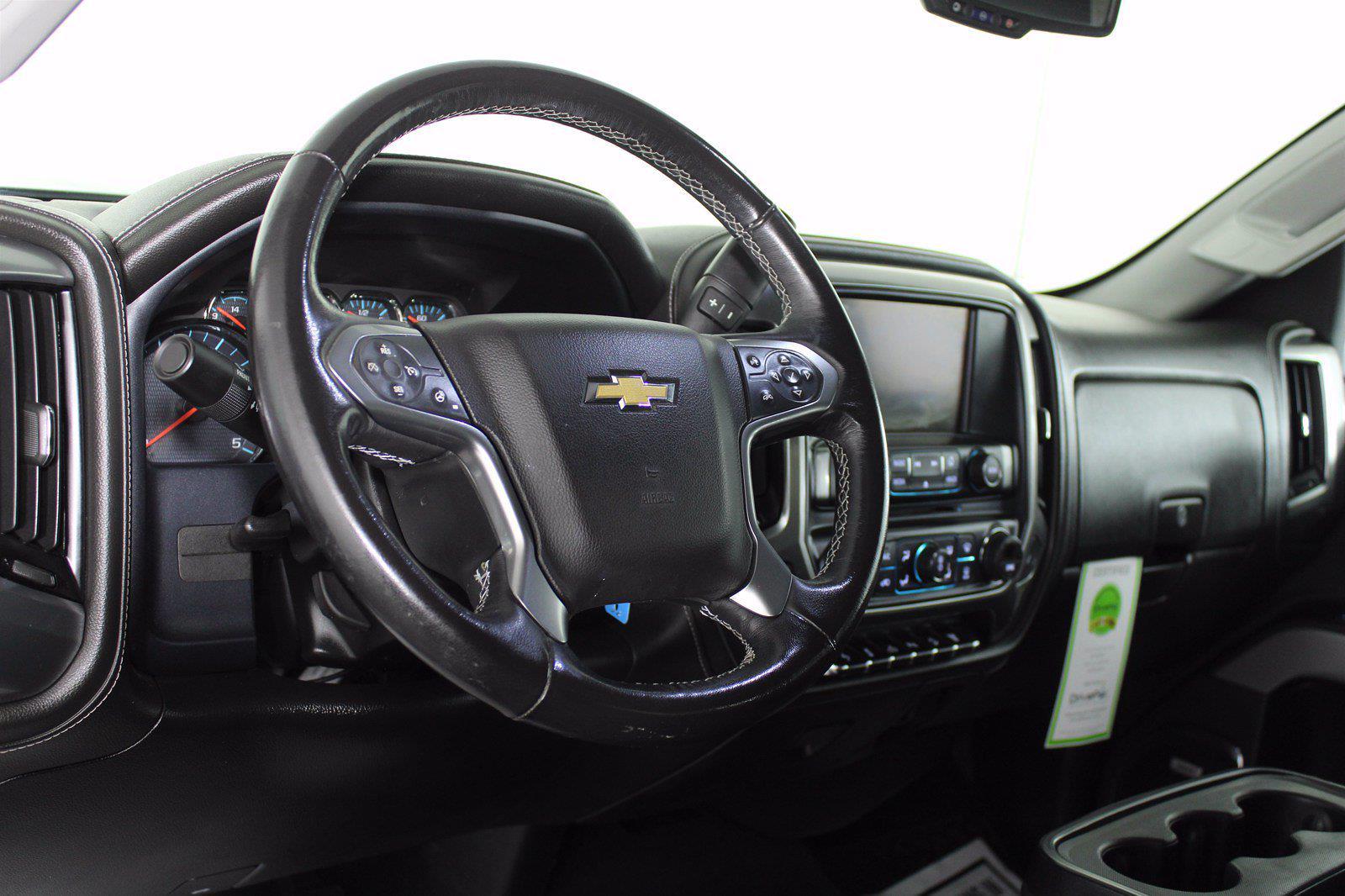 2017 Chevrolet Silverado 3500 Crew Cab 4x4, Pickup #D111017A - photo 15