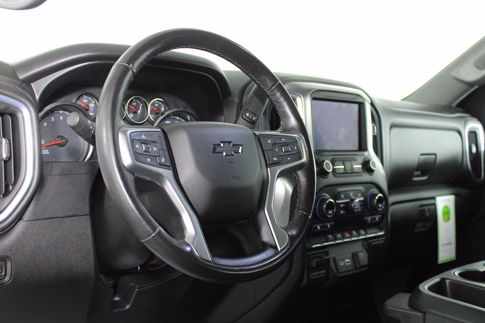 2019 Chevrolet Silverado 1500 Crew Cab 4x4, Pickup #D111038A - photo 15