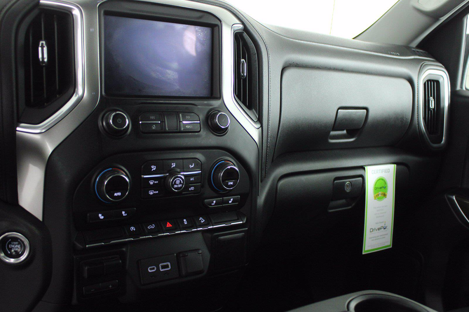 2019 Chevrolet Silverado 1500 Crew Cab 4x4, Pickup #D111038A - photo 2