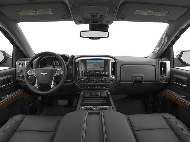 2015 Chevrolet Silverado 1500 Crew Cab 4x4, Pickup #D111042A - photo 5