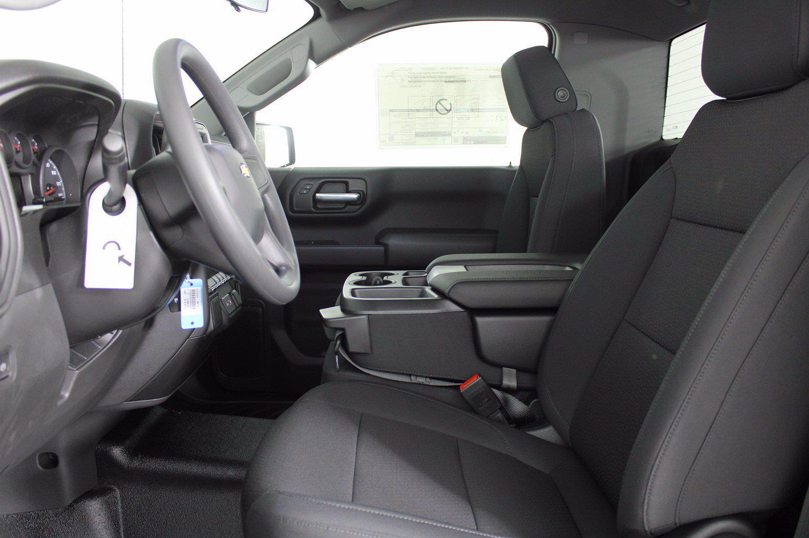 2021 Chevrolet Silverado 1500 Regular Cab 4x2, Pickup #D111066 - photo 14