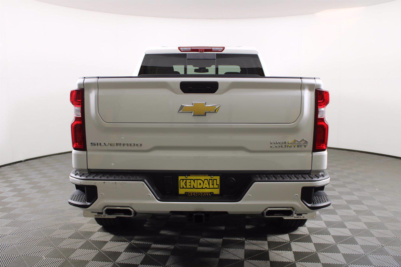 2021 Chevrolet Silverado 1500 Crew Cab 4x4, Pickup #D111069 - photo 8