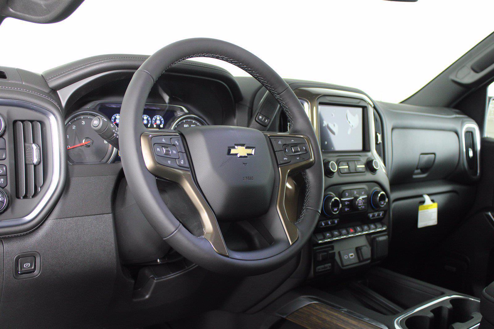 2021 Chevrolet Silverado 1500 Crew Cab 4x4, Pickup #D111072 - photo 10