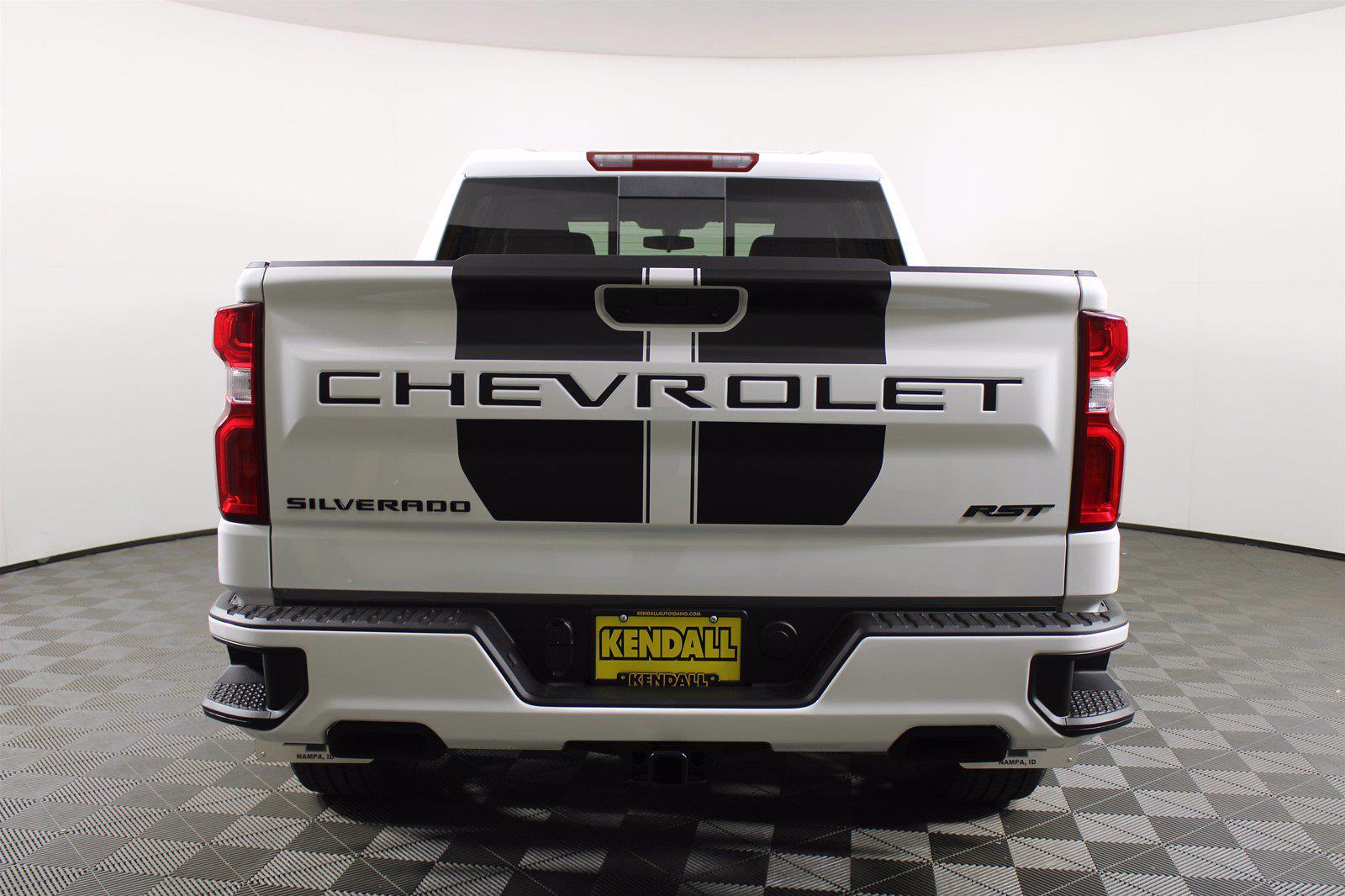 2021 Chevrolet Silverado 1500 Crew Cab 4x4, Pickup #D111073 - photo 8