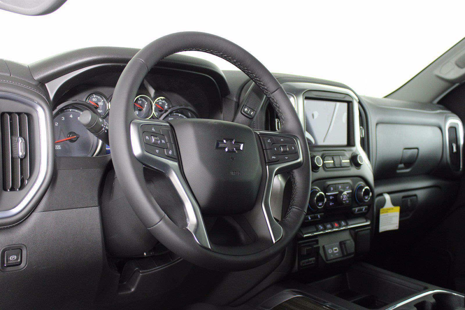 2021 Chevrolet Silverado 1500 Crew Cab 4x4, Pickup #D111109 - photo 10