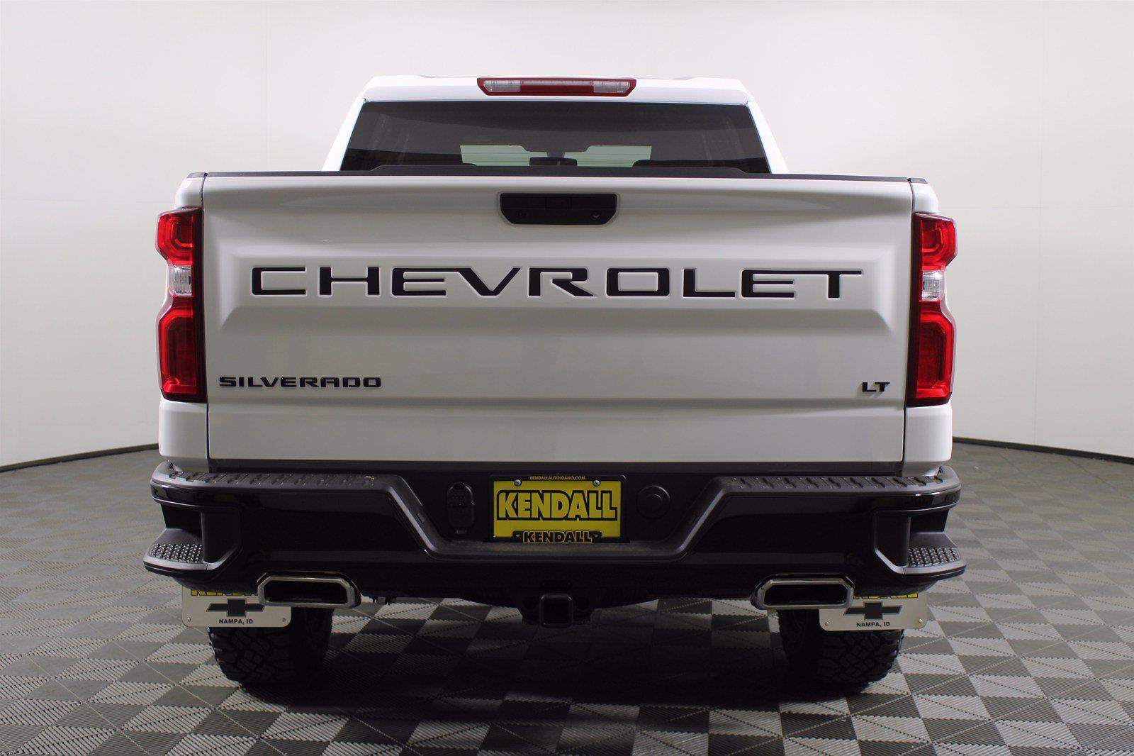 2021 Chevrolet Silverado 1500 Crew Cab 4x4, Pickup #D111110 - photo 8