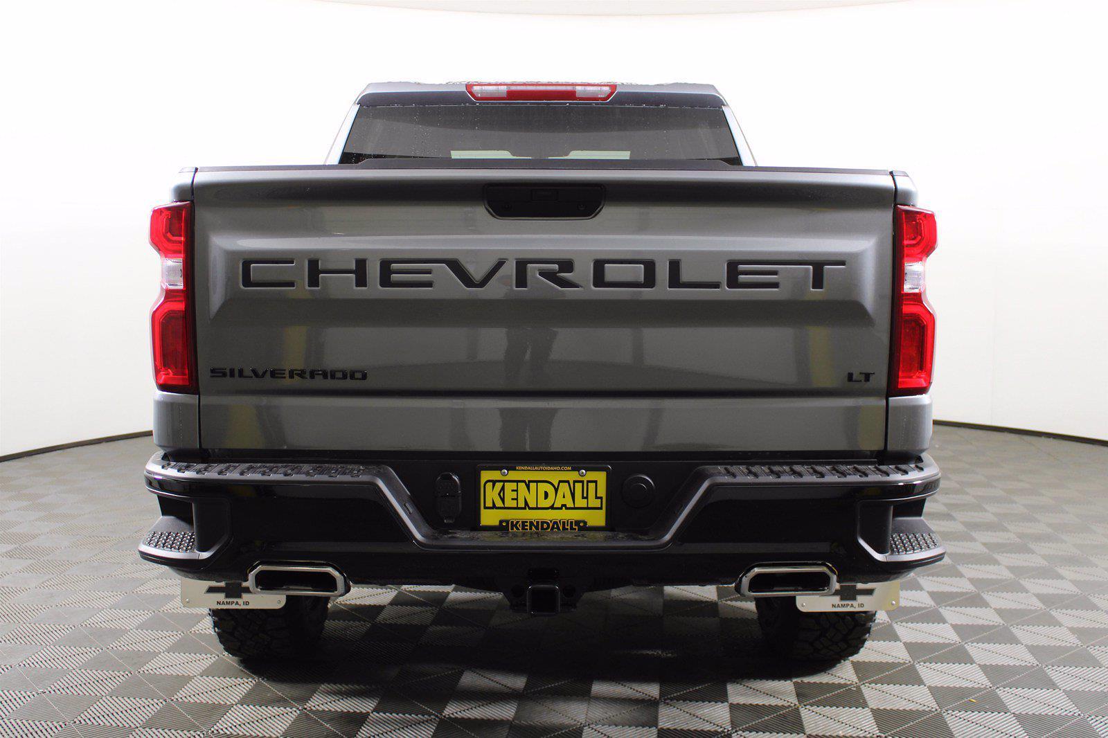 2021 Chevrolet Silverado 1500 Crew Cab 4x4, Pickup #D111114 - photo 6