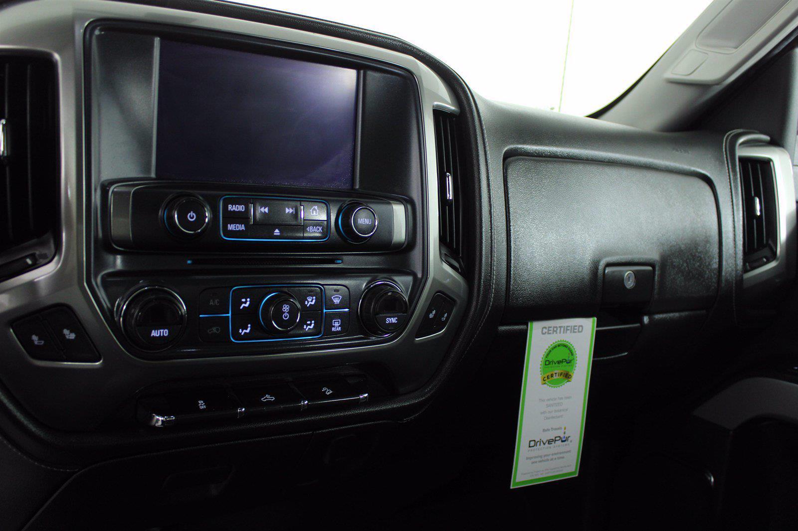 2018 Silverado 1500 Crew Cab 4x4,  Pickup #D111117A - photo 18