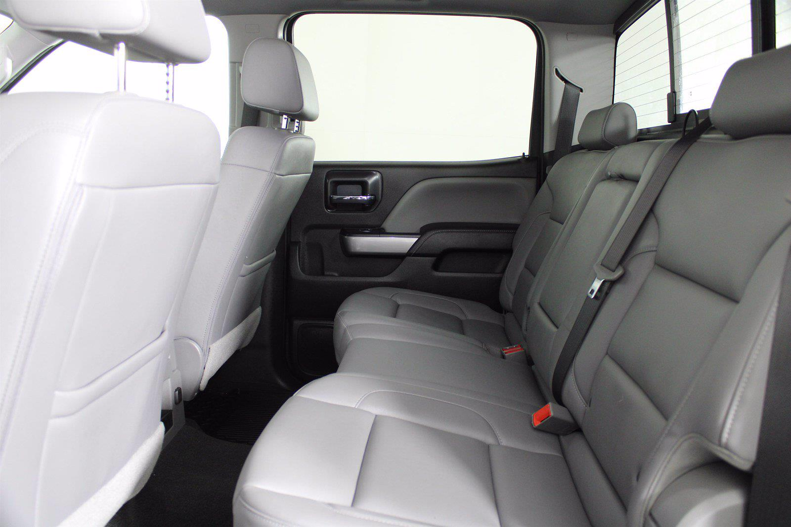 2018 Silverado 1500 Crew Cab 4x4,  Pickup #D111117A - photo 27