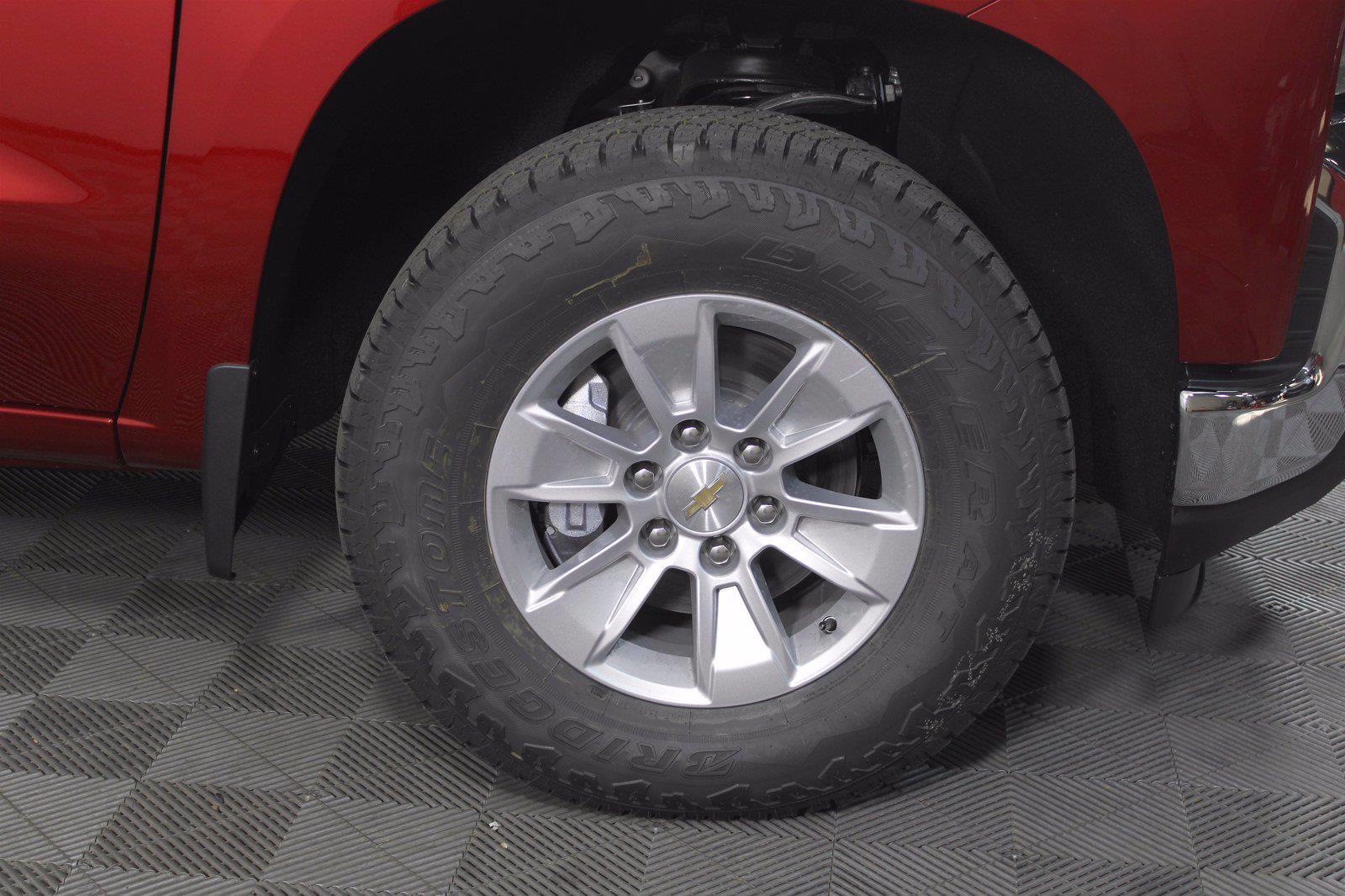 2021 Chevrolet Silverado 1500 Crew Cab 4x4, Pickup #D111130 - photo 6
