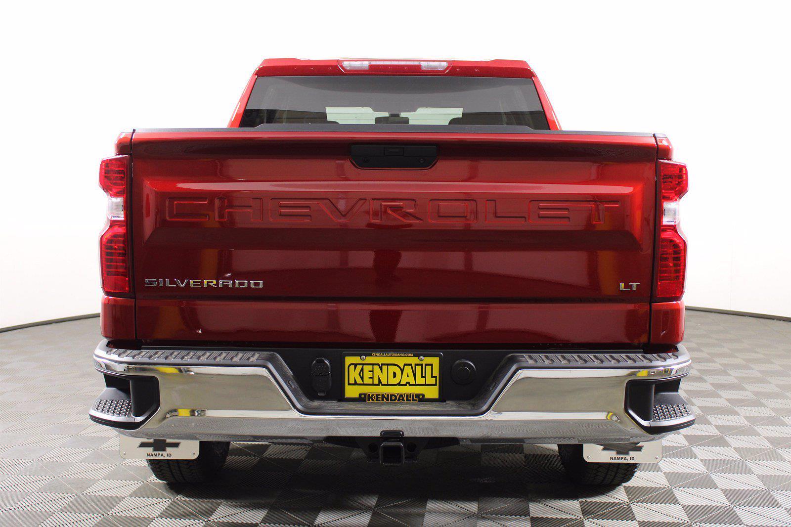 2021 Chevrolet Silverado 1500 Crew Cab 4x4, Pickup #D111130 - photo 8