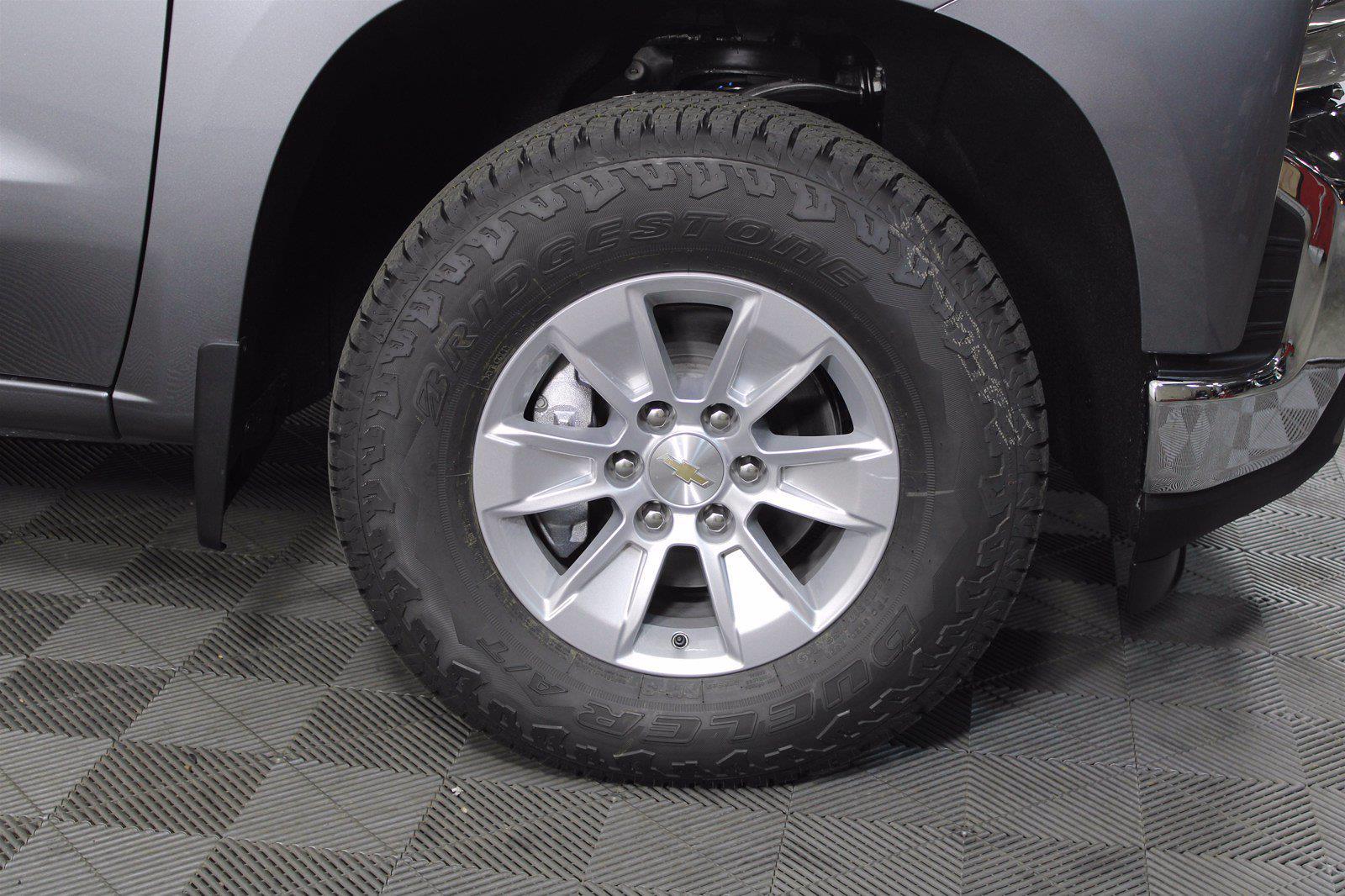 2021 Chevrolet Silverado 1500 Crew Cab 4x4, Pickup #D111136 - photo 6