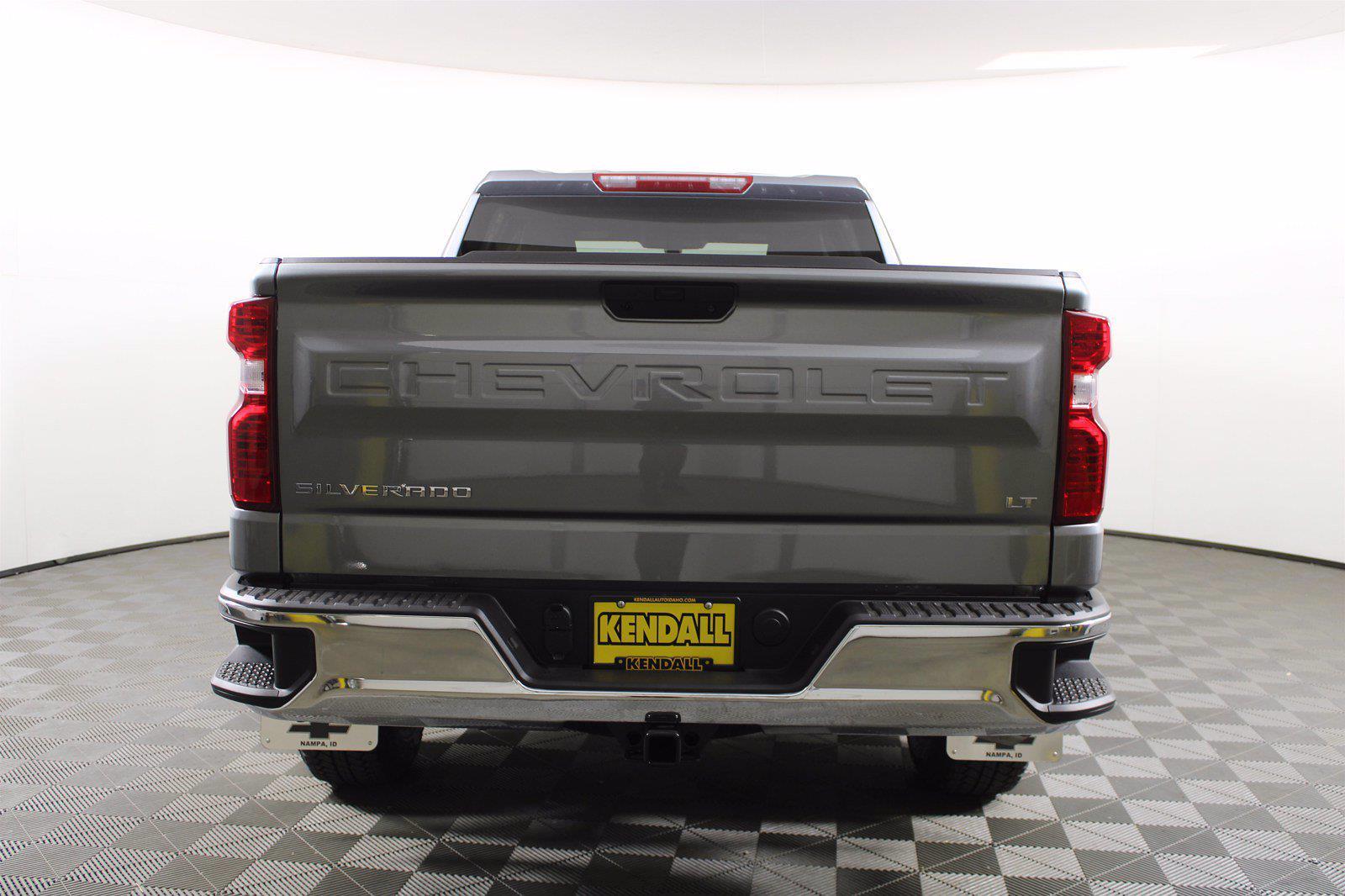2021 Chevrolet Silverado 1500 Crew Cab 4x4, Pickup #D111136 - photo 8