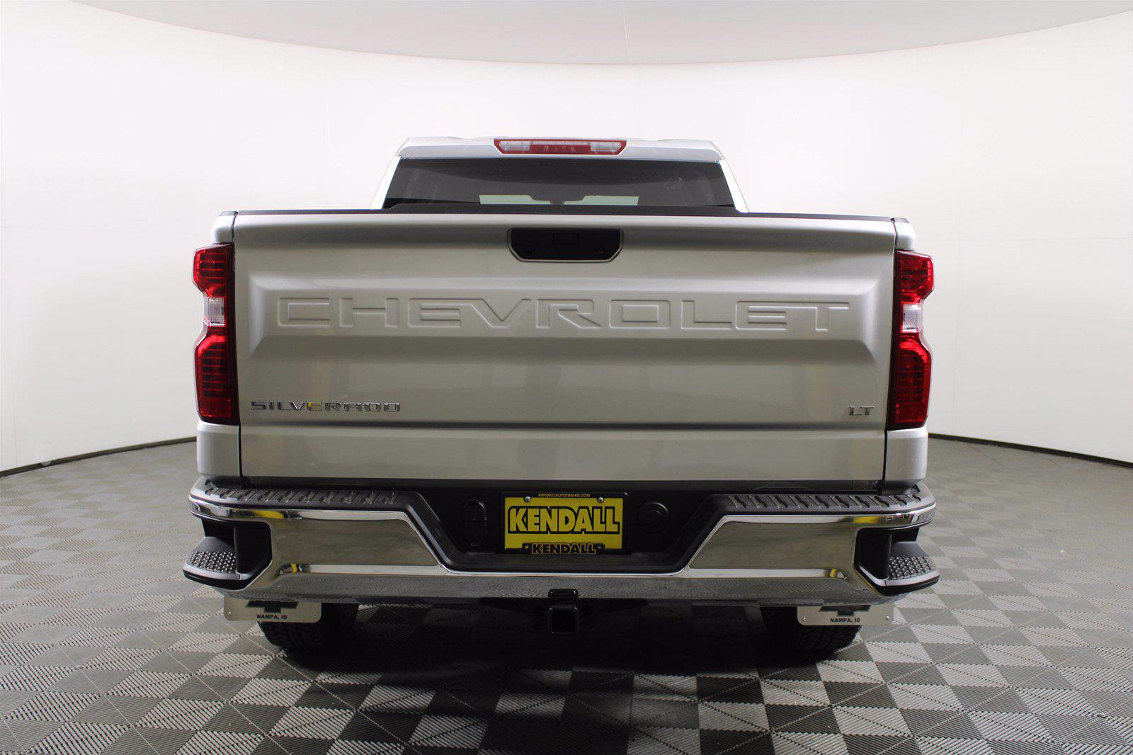 2021 Chevrolet Silverado 1500 Crew Cab 4x4, Pickup #D111137 - photo 8