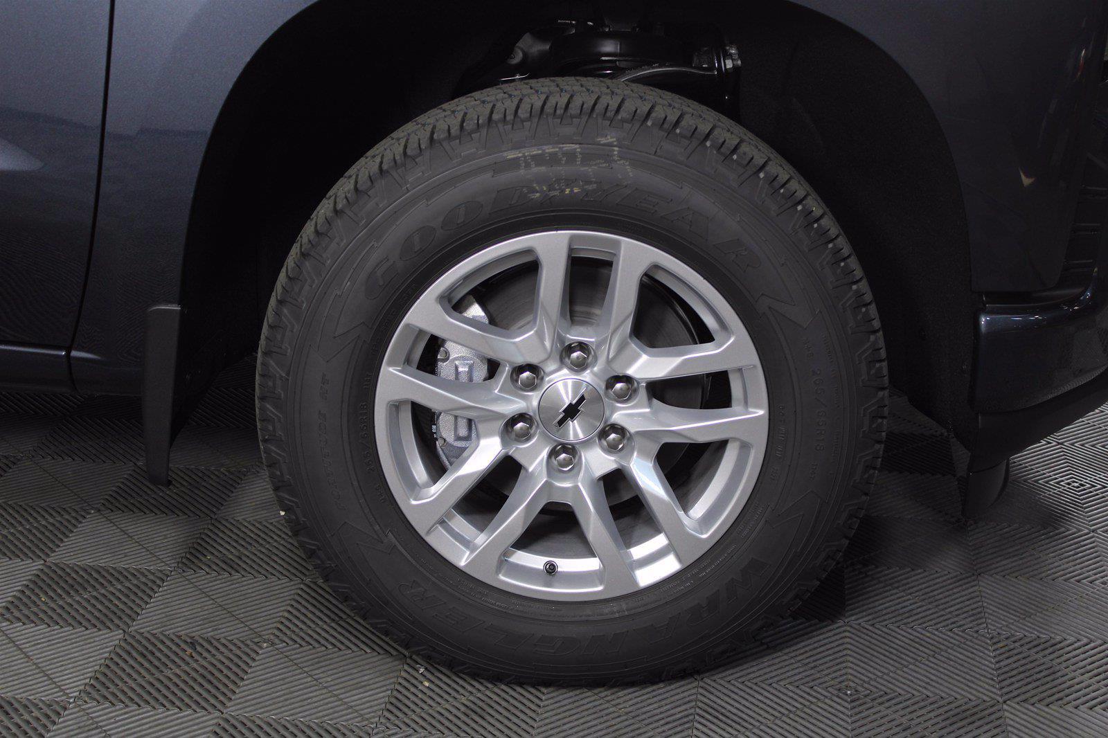 2021 Chevrolet Silverado 1500 Crew Cab 4x4, Pickup #D111142 - photo 6