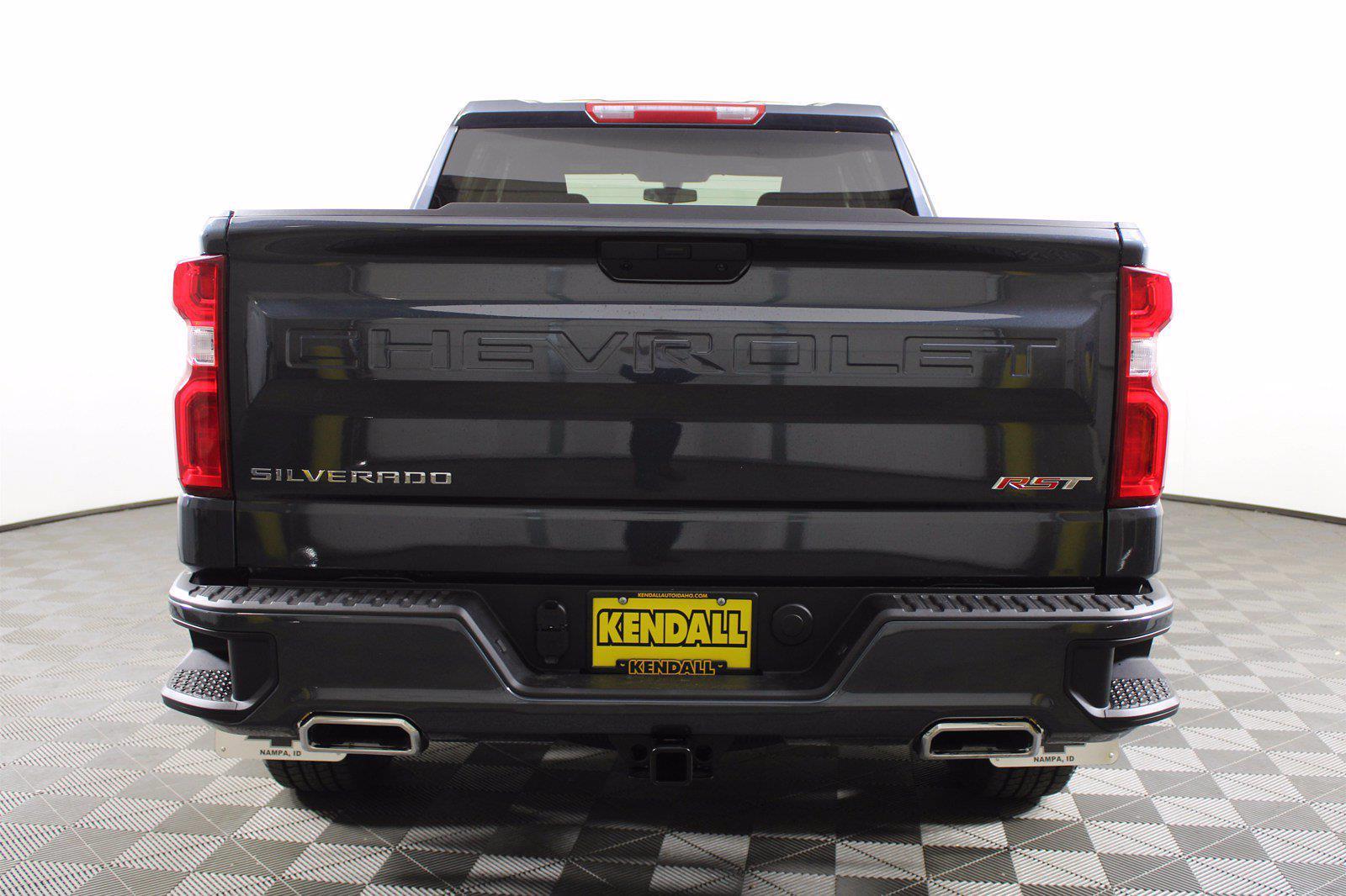 2021 Chevrolet Silverado 1500 Crew Cab 4x4, Pickup #D111142 - photo 8