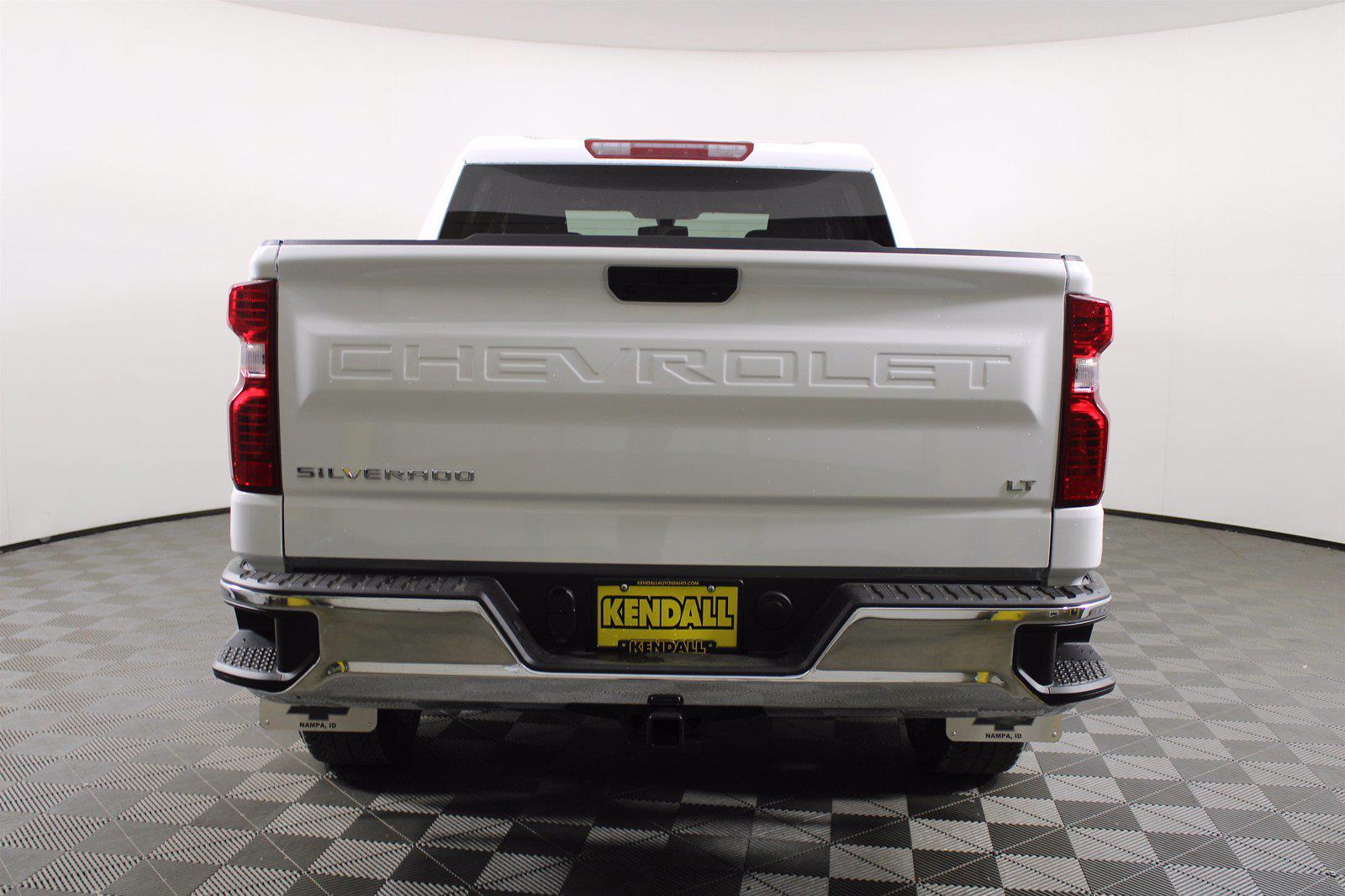 2021 Chevrolet Silverado 1500 Crew Cab 4x4, Pickup #D111143 - photo 8