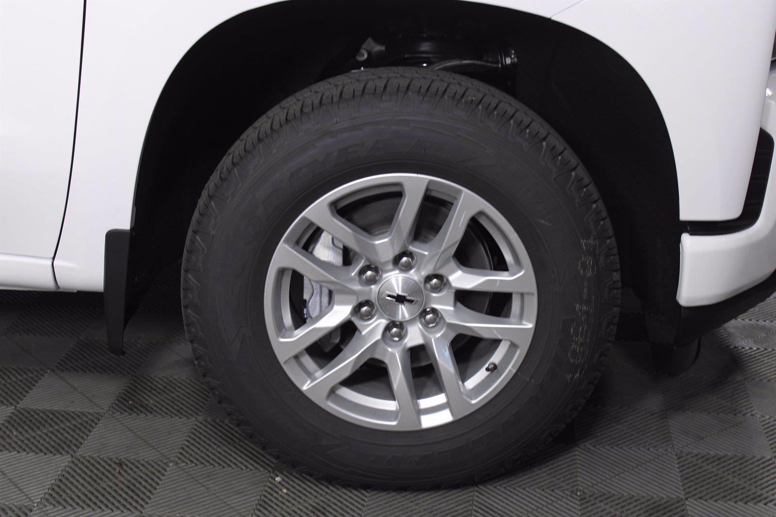 2021 Chevrolet Silverado 1500 Crew Cab 4x4, Pickup #D111144 - photo 6