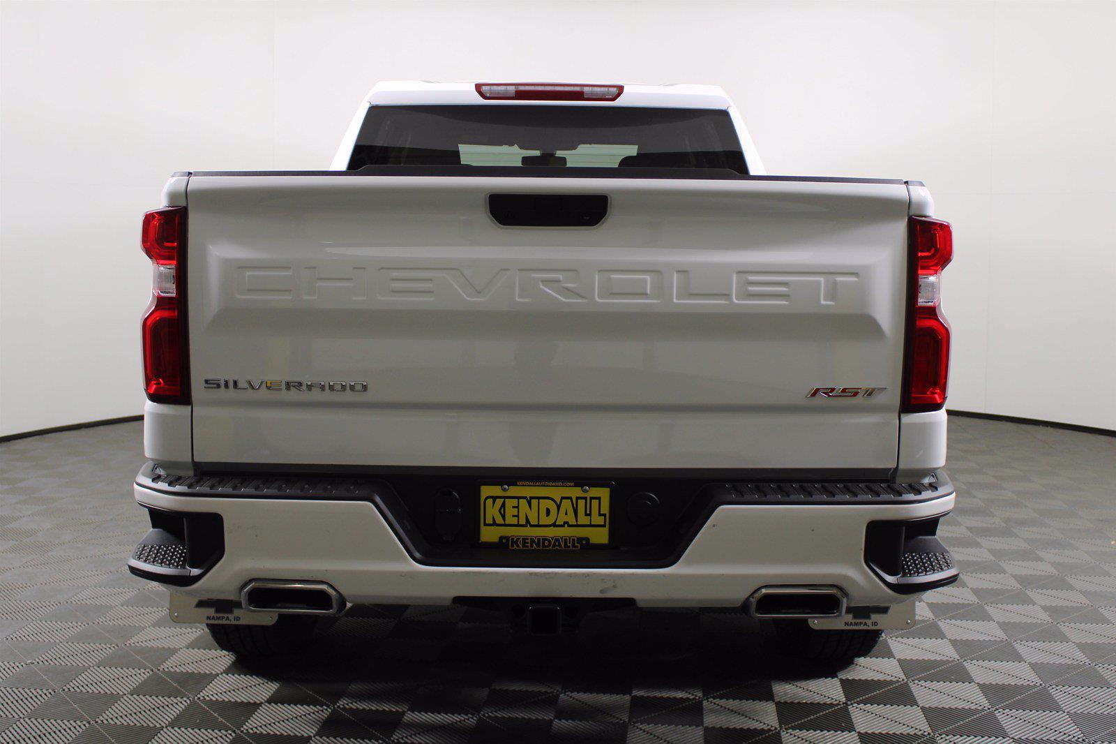 2021 Chevrolet Silverado 1500 Crew Cab 4x4, Pickup #D111144 - photo 8