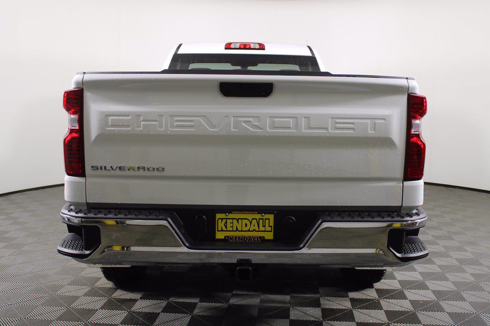 2021 Silverado 1500 Regular Cab 4x2,  Pickup #D111163 - photo 8