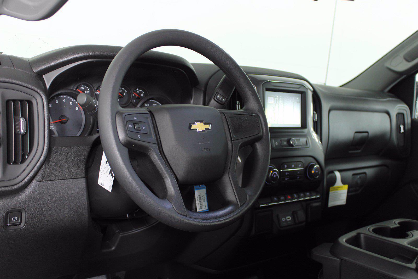 2021 Silverado 1500 Regular Cab 4x2,  Pickup #D111163 - photo 10