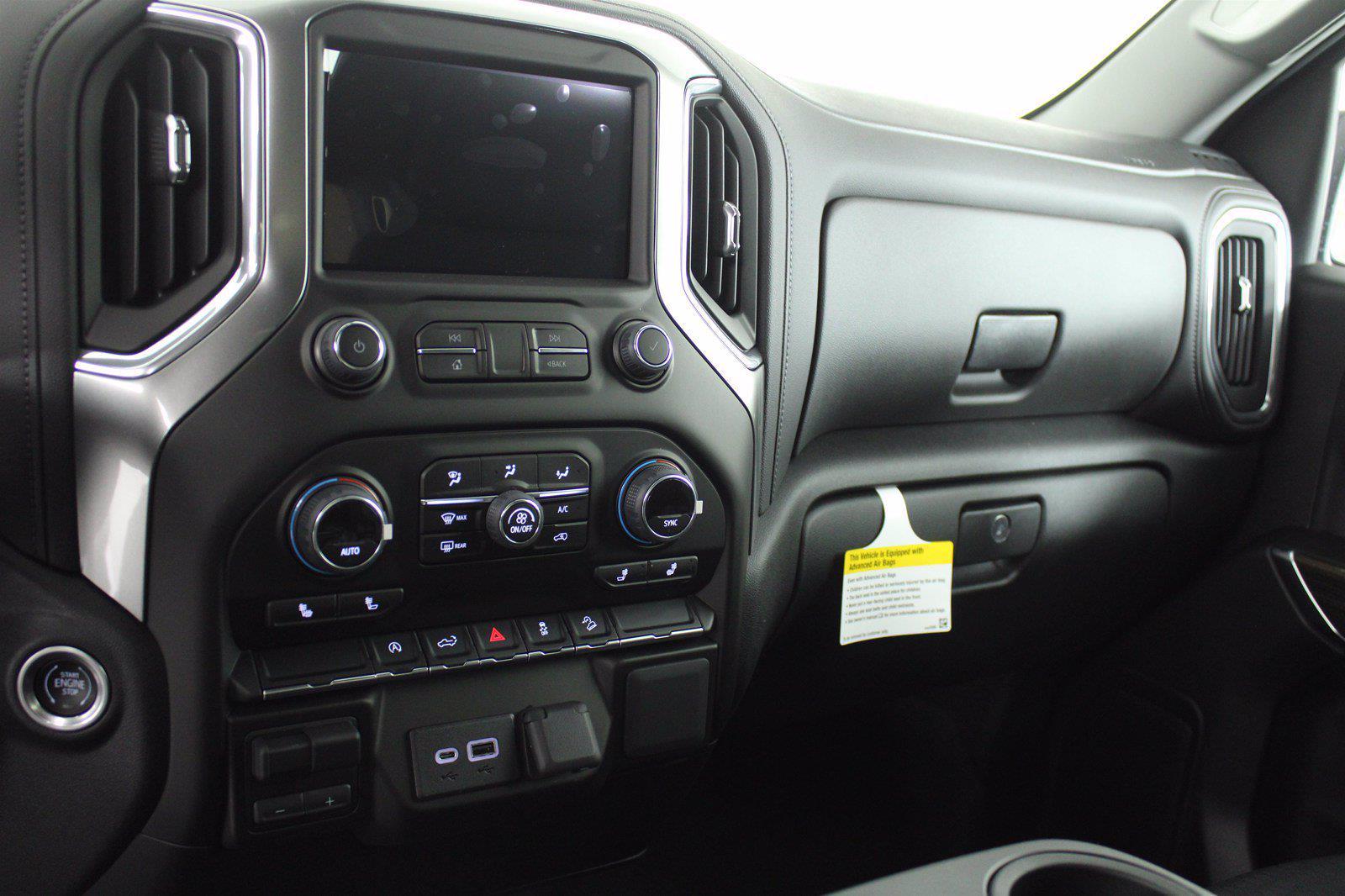 2021 Silverado 1500 Crew Cab 4x4,  Pickup #D111224 - photo 12