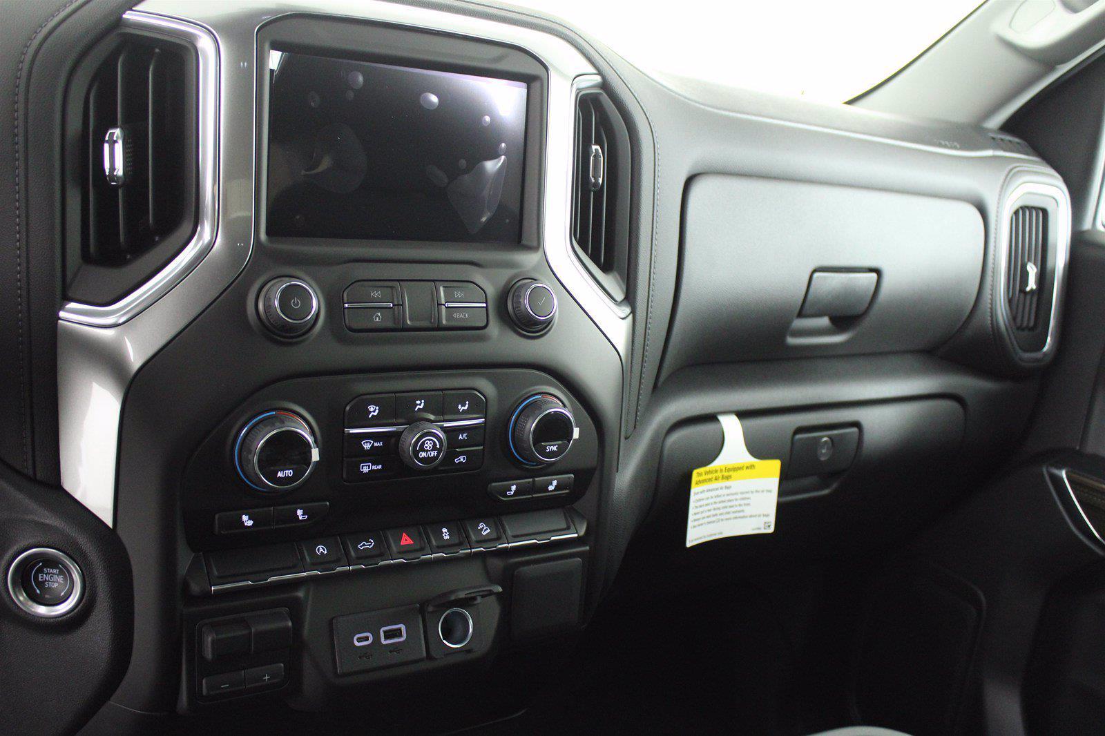 2021 Silverado 1500 Crew Cab 4x4,  Pickup #D111230 - photo 12
