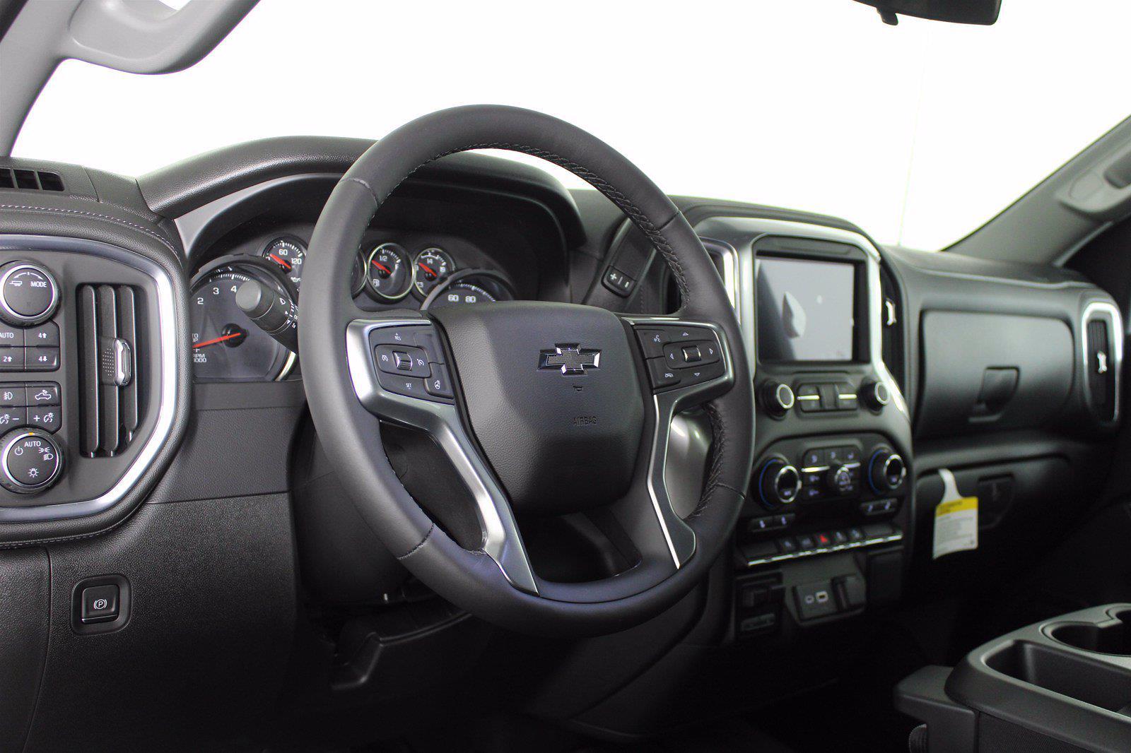 2021 Silverado 1500 Crew Cab 4x4,  Pickup #D111231 - photo 10