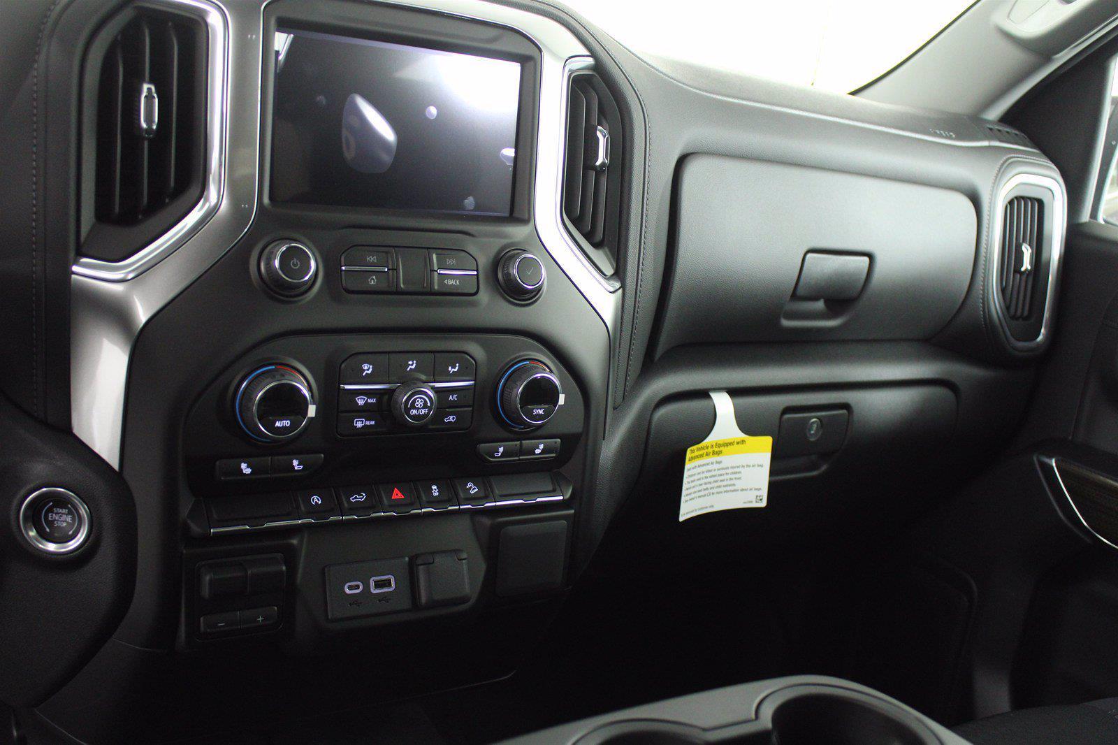 2021 Silverado 1500 Crew Cab 4x4,  Pickup #D111231 - photo 12