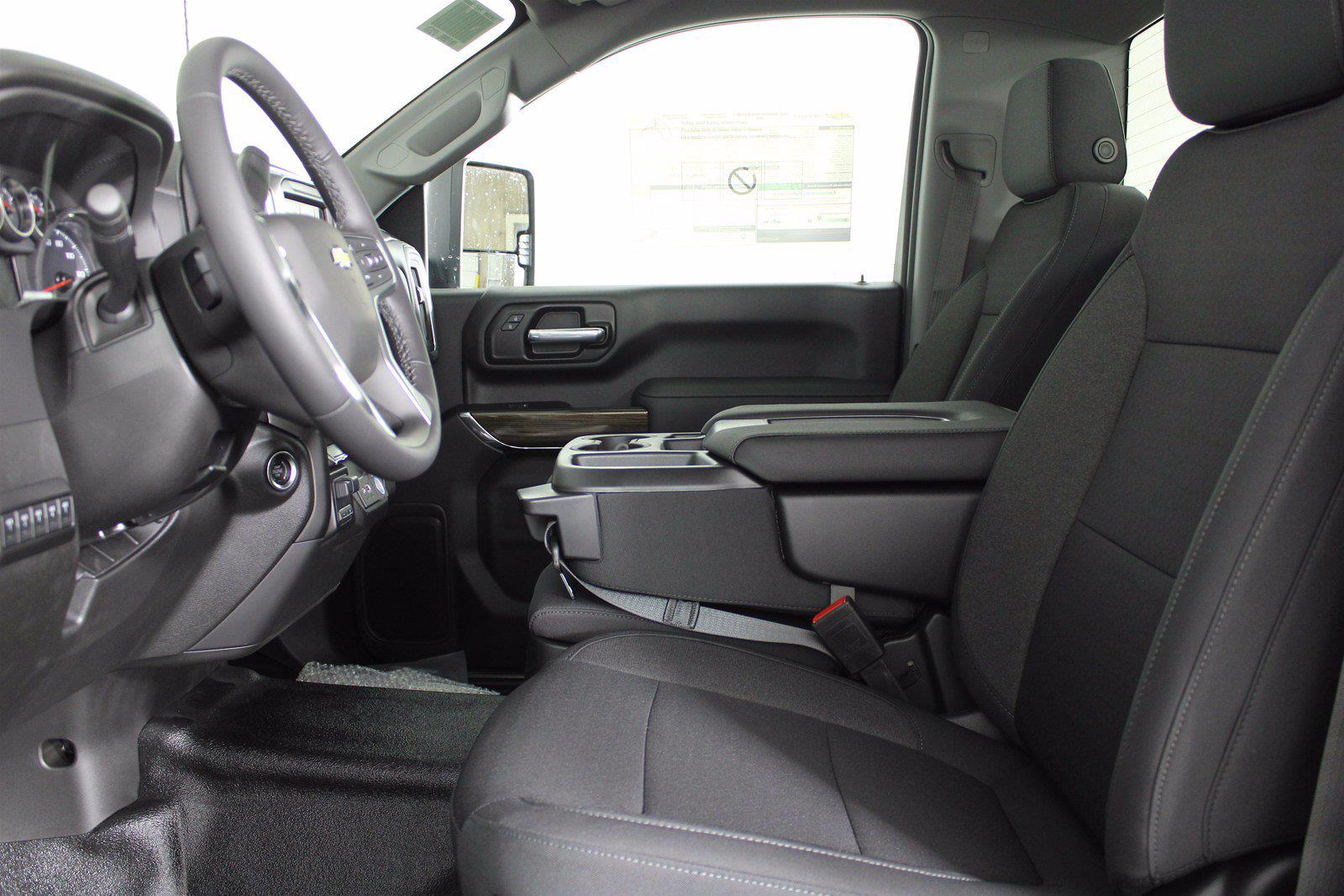 2022 Silverado 2500 Regular Cab 4x4,  Pickup #D120019 - photo 13