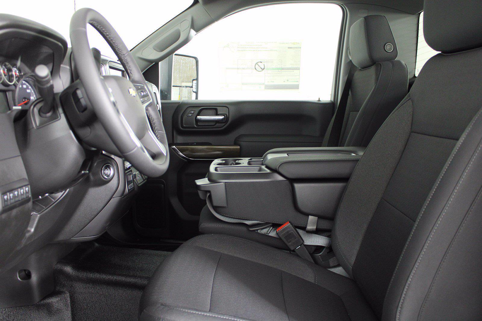 2022 Silverado 2500 Regular Cab 4x4,  Pickup #D120020 - photo 15