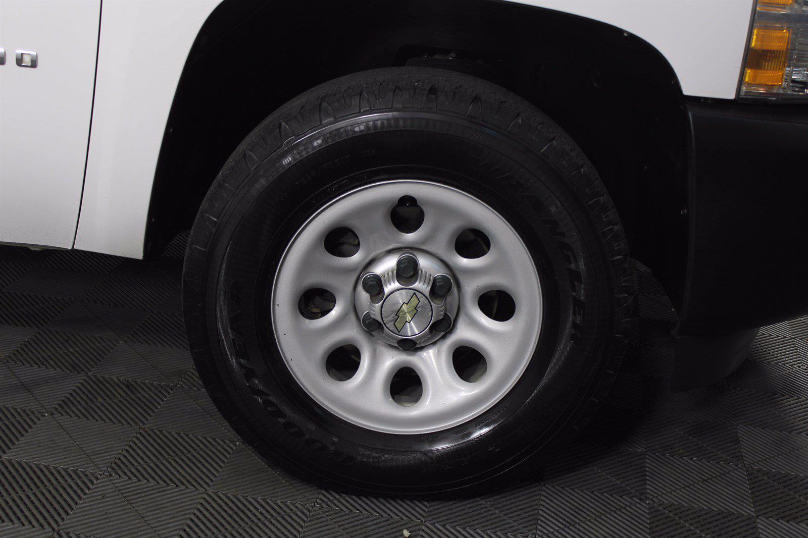 2012 Silverado 1500 Regular Cab 4x4,  Pickup #D120034A - photo 5