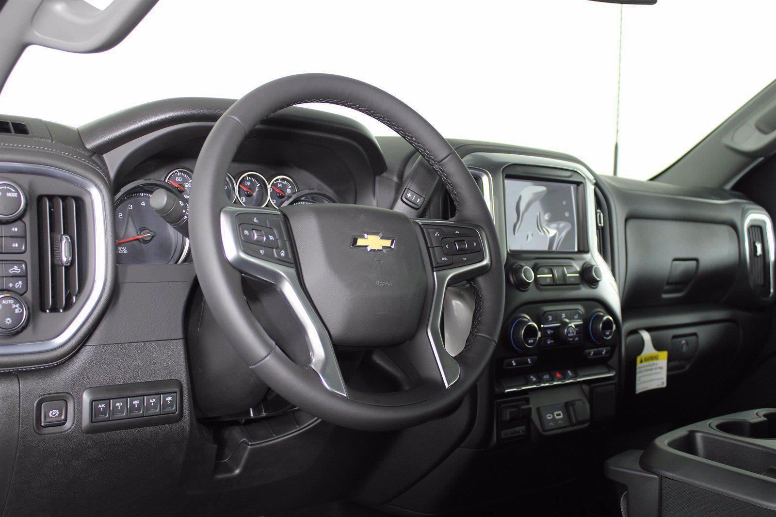 2022 Silverado 2500 Regular Cab 4x4,  Pickup #D120035 - photo 10
