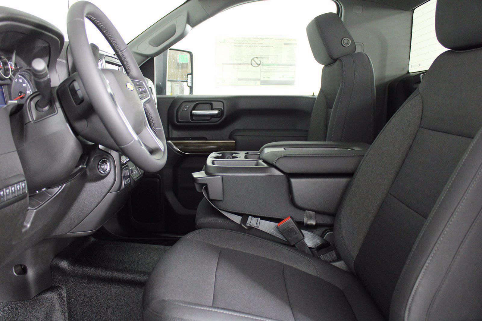2022 Silverado 2500 Regular Cab 4x4,  Pickup #D120035 - photo 15