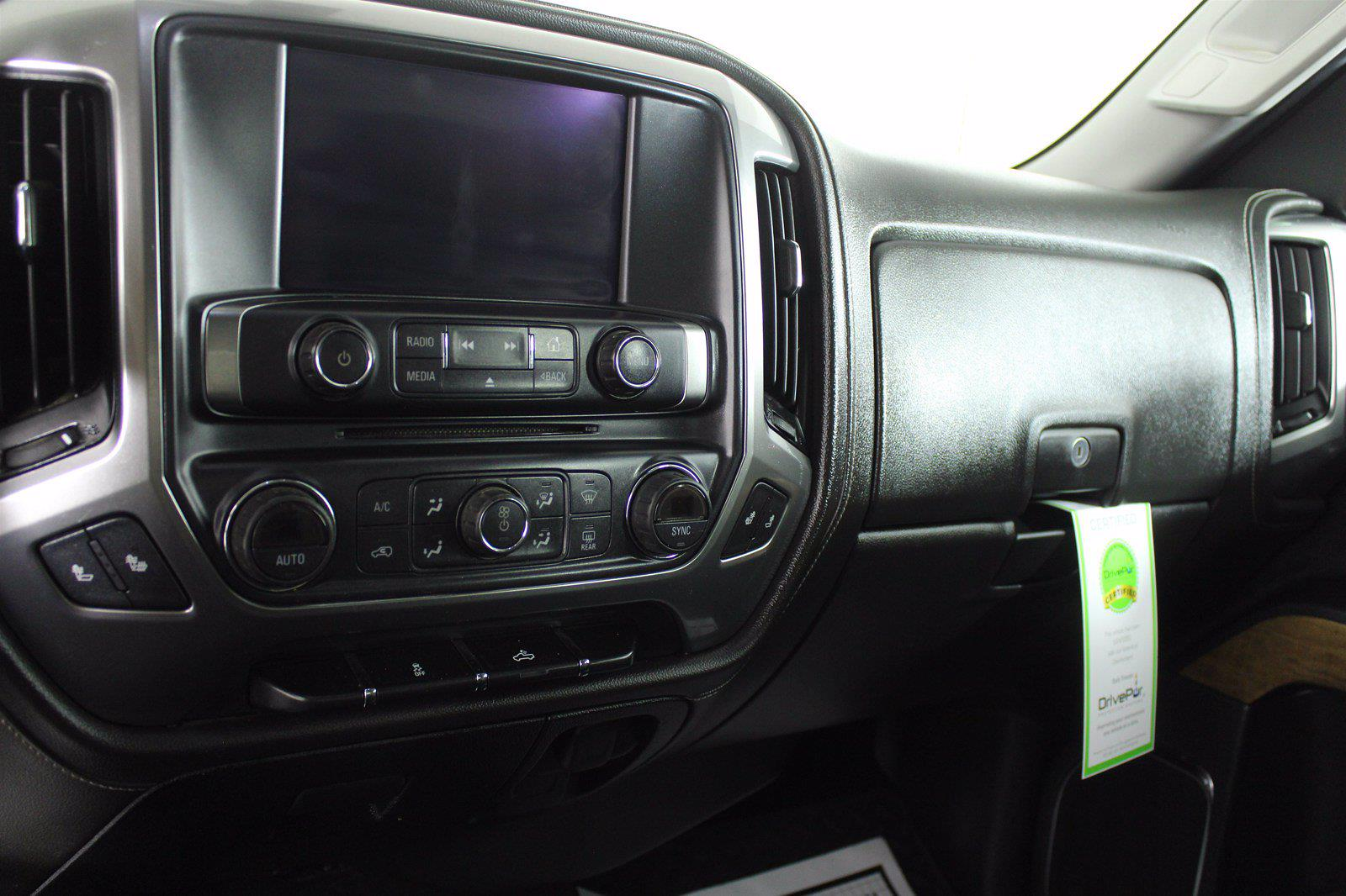 2014 Silverado 1500 Crew Cab 4x4,  Pickup #D120037A - photo 18