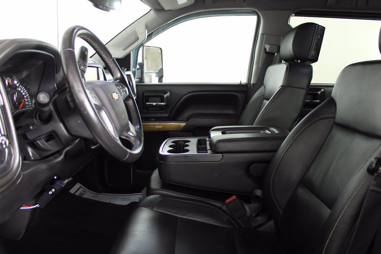 2014 Silverado 1500 Crew Cab 4x4,  Pickup #D120037A - photo 24