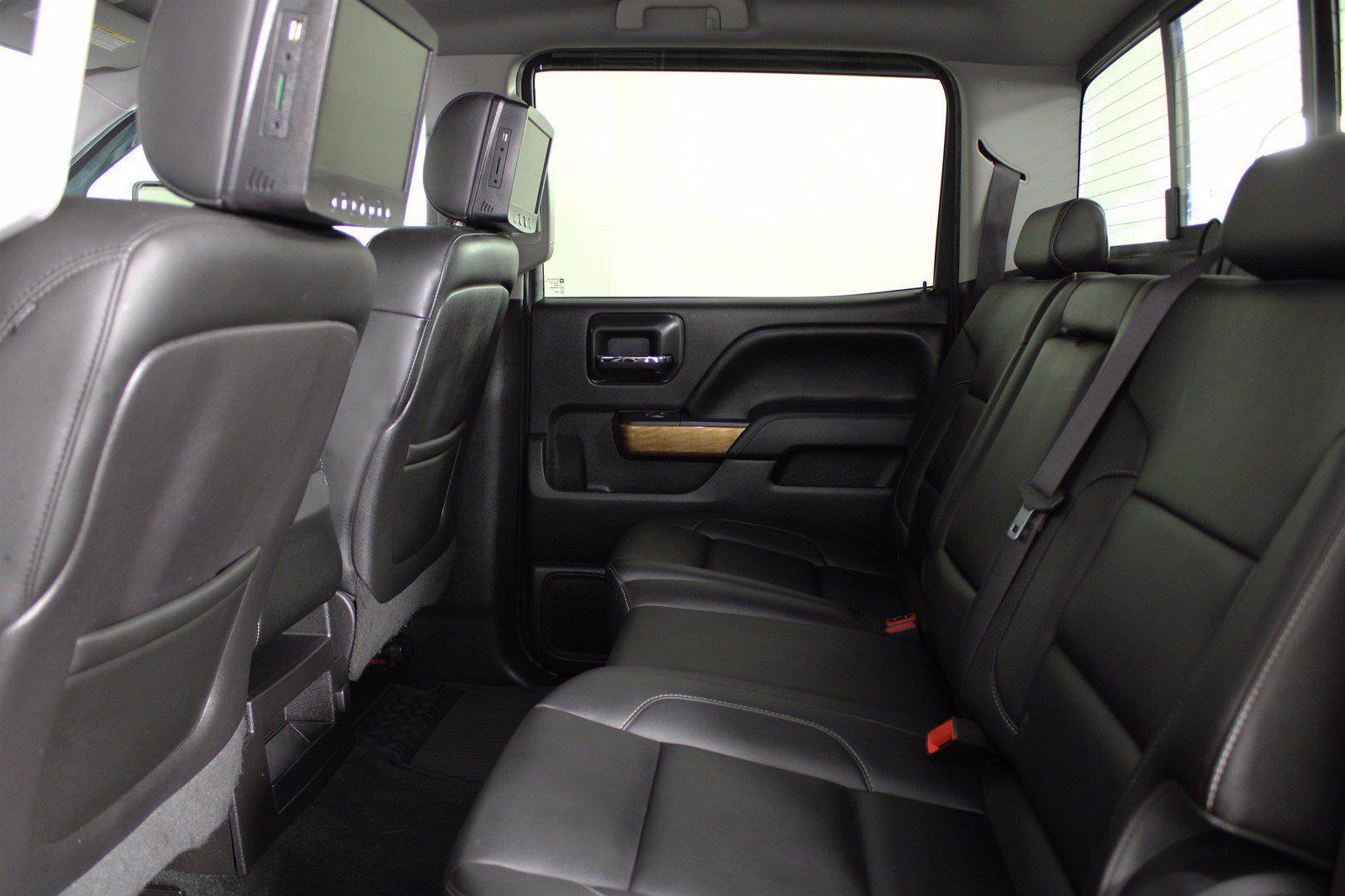 2014 Silverado 1500 Crew Cab 4x4,  Pickup #D120037A - photo 27