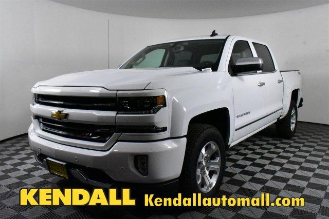 2018 Silverado 1500 Crew Cab 4x4, Pickup #D181636 - photo 1