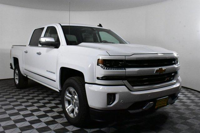 2018 Silverado 1500 Crew Cab 4x4, Pickup #D181636 - photo 4