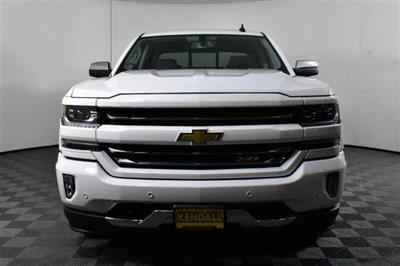 2018 Silverado 1500 Crew Cab 4x4, Pickup #D181636 - photo 3