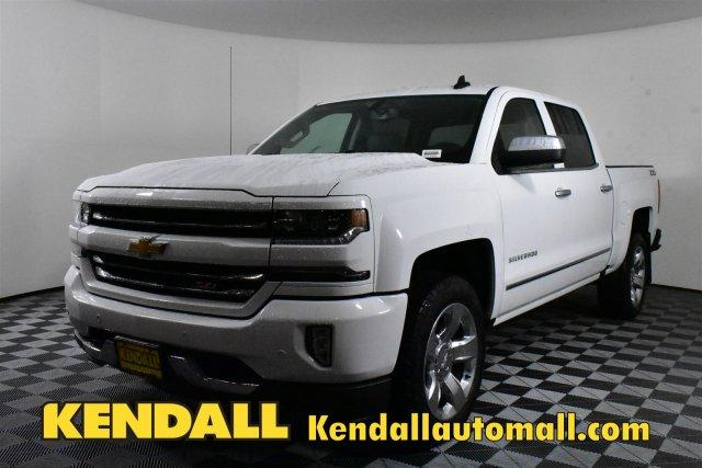 2018 Silverado 1500 Crew Cab 4x4,  Pickup #D181678 - photo 1