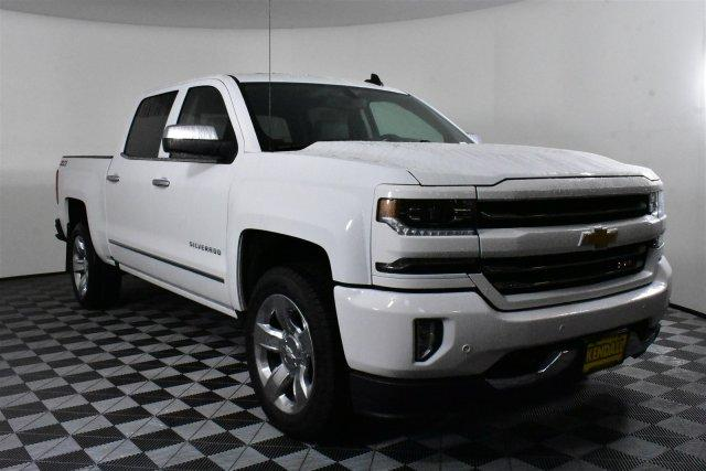 2018 Silverado 1500 Crew Cab 4x4,  Pickup #D181678 - photo 4
