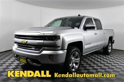 2018 Silverado 1500 Crew Cab 4x4,  Pickup #D181680 - photo 1