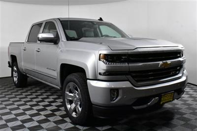 2018 Silverado 1500 Crew Cab 4x4,  Pickup #D181680 - photo 4
