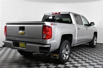 2018 Silverado 1500 Crew Cab 4x4,  Pickup #D181680 - photo 6